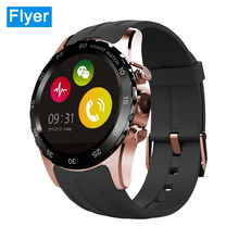 Smart Watch KW08 Bluetooth Sport Wrist Watch GSM SIM Pedometer Heart Rate Monitor For Android Phone Smartwatch NFC GPS Anti-lost