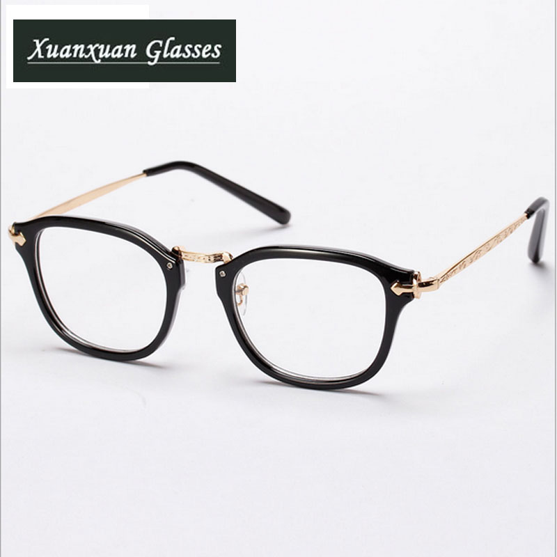 new eyewear optical frame eyeglasses big square