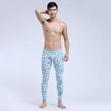 2016 Warm Cotton Thermal Underwear Thermo Underwear Men Long Johns Underpants Thermal Underwear Men  QK04(China (Mainland))