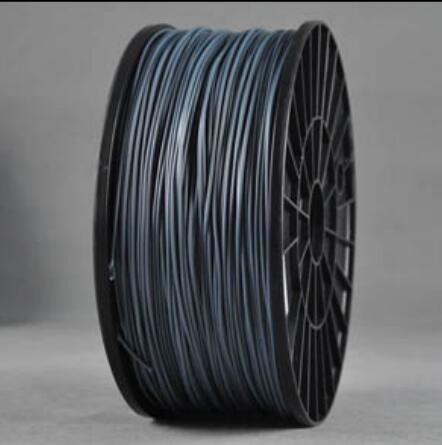 ABS Filaments 1.75mm Gray Blue wanhao 3d printer plastic hot sale high quality