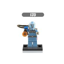 Única Venda de Star Wars Fastic Ghostbusters Membros com Arma Legoings DC Super-heróis Tijolos Blocos de Construção de Brinquedos Para crianças(China)