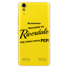 Pops Milkshake For Lenovo K6 K8 K5 Note Z5 S90 A1010 A2010 A2020 A6010 A6020 K3 P2 Riverdale Jughead I'd Rather Be At Pop's Case(China)