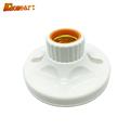 Fireproof Material ceiling plate AC 110V 220V LED E27 Lamp Bases Bulb Holder lampholders High temperature