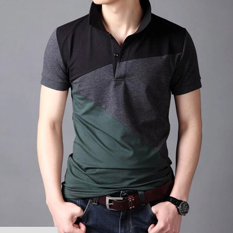 Buy 2016 fashion mens casual slim fit for Best slim fit mens t shirts