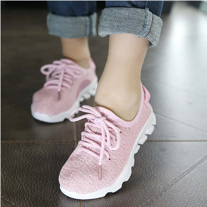 2016 fashion kids sneakers good quality children's shoes baby boys and girls casual sports shoes breathable running shoes KS-66(China (Mainland))