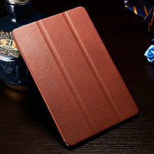 0.1KG Ultrathin Retro PU Leather case for iPad Mini 2 3 Retina Smart Cover with Stand Magnetic Vintage Brown Black White OYO(China (Mainland))