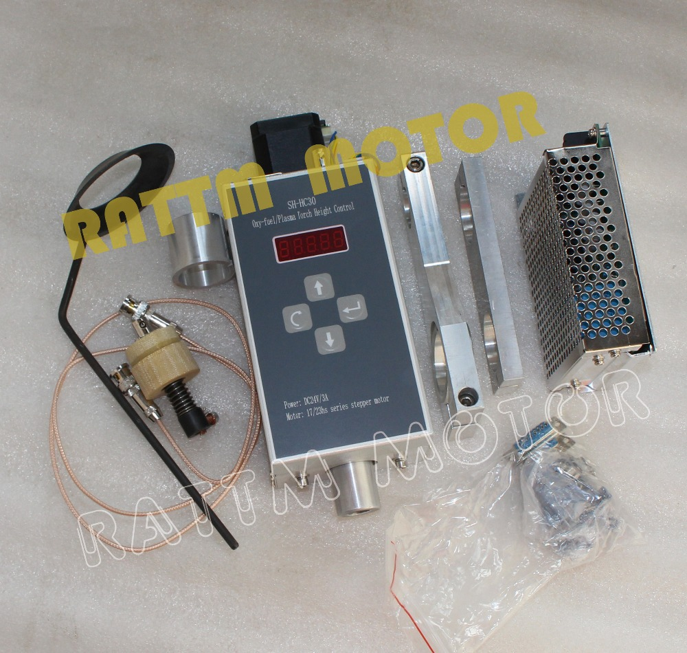 Automatic Arc voltage plasma torch height controlle for CNC Plasma cutting machine(China (Mainland))
