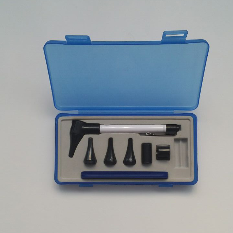 Otoscope Set High Quality Otoscope medical mirror Ear Checking Otoscope funduscopy Diagnostic set
