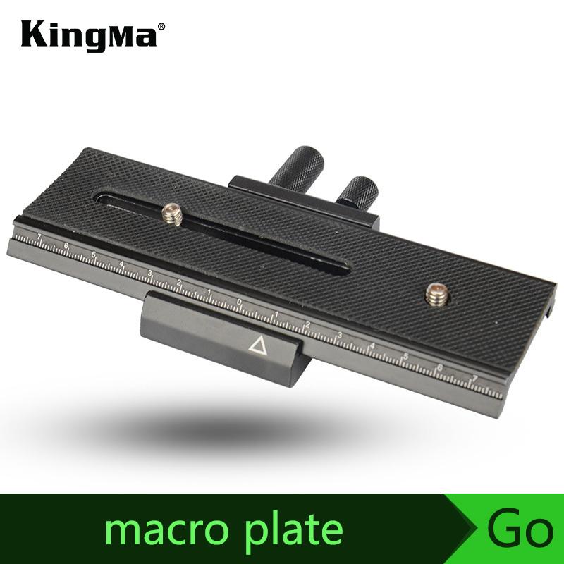 KingMa 2 way Macro Shot Focusing Focus Rail Slider for CANON for NIKON for SONY for PENTAX Camera DSLR Free shipping(China (Mainland))