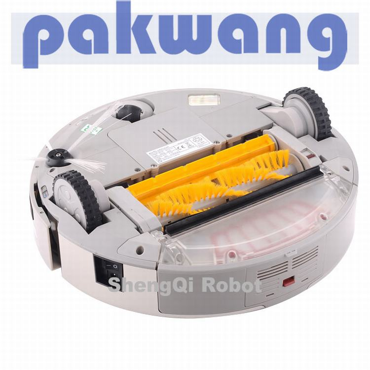 Large LCD display cleaning robot 4 in 1 mutifunctional  SQ-A325 Auto Vacuum Cleaner