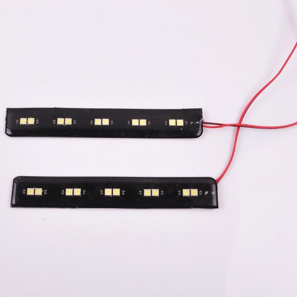 Система освещения Powertiger 20 /5050smd 12V 2 * 10 система освещения osram 12v 3700 k 9006nbp 51w hb4