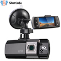 Original Car DVR Novatek 96650 AT550 Full HD 1080 with Car Camera Wide Angle Vehicle G