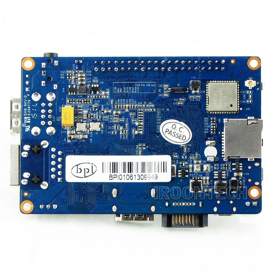 BPI M1 Banana Pi M1 plus A20 Dual Core 1GB RAM on board WiFi Open source