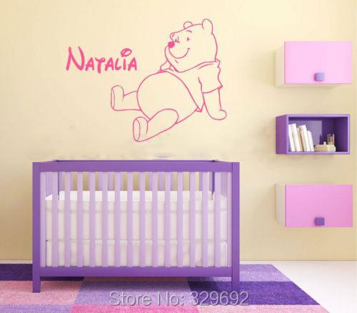Vinyl Wall Art Sticker Kids Wall Decals For Children Nursery Decor