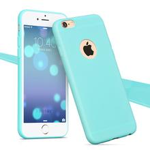 Мягкий тпу, милый конфеты цвета тпу силиконовый телефон чехол для Apple iphone 5 5S 5 G задняя часть коке чехол с logo окно