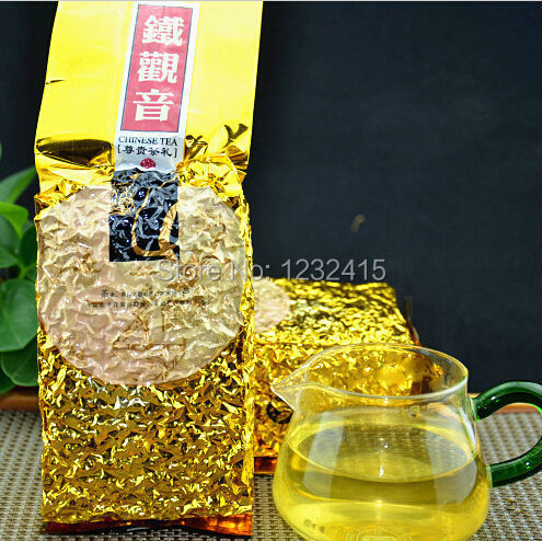Free Shipping/250g Chinese Anxi Tieguanyin Tea Fresh China Green tea Natural Organic Health Care Oolong tea + SECRET GIFT(China (Mainland))