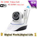 New 3G 4G All Mode available IP camera sim card WiFi CCTV camera IR gsm h