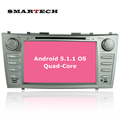 Quad Core Android 5 1 1 For Toyota Camry 2007 2011 Auto DVD Player Radio Car