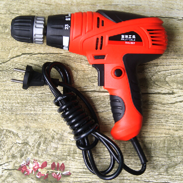 Free shipping electric drill electric screwdriver torque drill electric tools big power hand drill multifunction home
