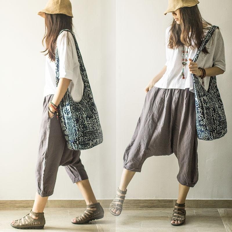 Hippie Boho Vintage Sling Women Men Cross Body Shoulder Messenger Bag Gypsy Bohemian Crossbody Large Bags(China (Mainland))