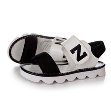 2015 nouvelles sandales d'été, Enfants chaussures, Loisirs plage garçon fille enfant cool chaussures(China (Mainland))