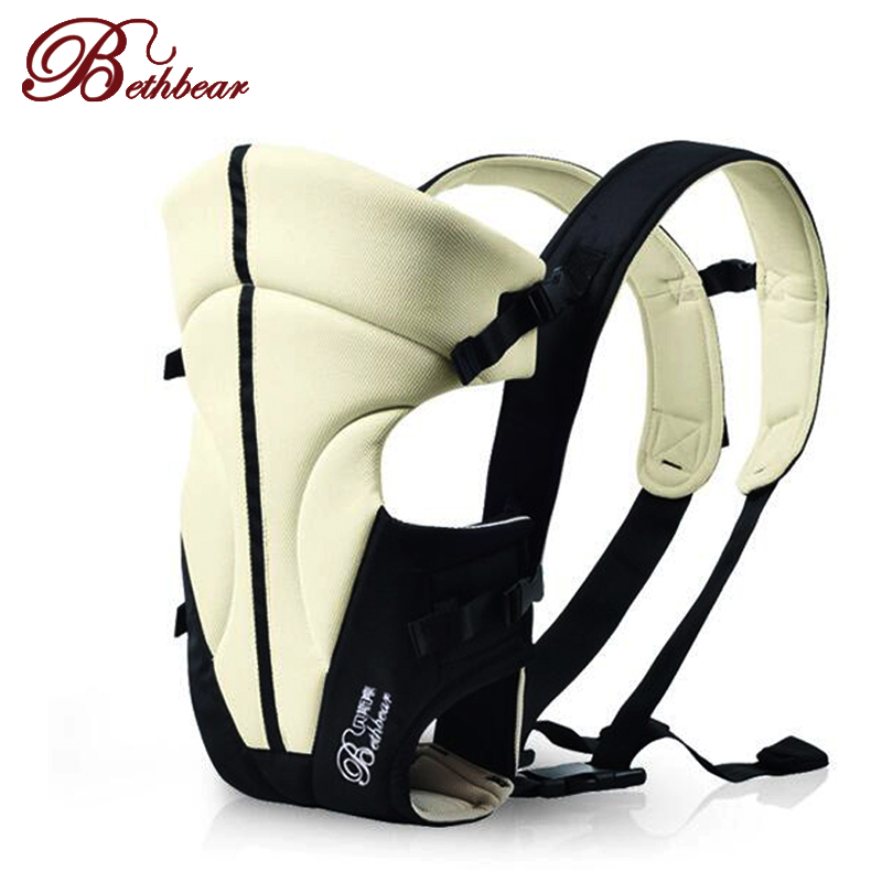 2-24 Months 2015 Updated Multifunctional Front Facing Baby Carrier Infant Comfortable Sling Backpack Pouch Wrap Baby Kangaroo<br><br>Aliexpress