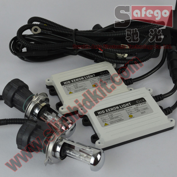 1 set xenon h4 bixenon 4300k-12000k bixenon h4 kit 55w AC 12V bixenon h7 xenon hid kit  for car stying free shipping <br><br>Aliexpress