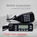 LEIXEN 25W UV 25HX Mini Mobile Radio Dual band 136 174 400 480MHz Transceiver KT 8900