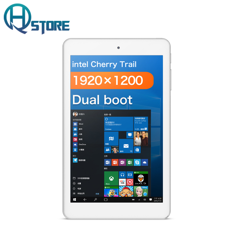 Cube iwork8 Air 8 Inch 1920x1200 Tablet PC IPS Full HD screen Intel Cherry Trail Z8300 Quad Core HDMI Windows 10+Android 5.1(China (Mainland))