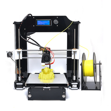 2016 Newest Big 200 200 210mm Impressora Precision Reprap Prusa i3 DIY kit 3d Printer with