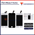 100 AAA Quality LCD Replacement For iPhone 5 5c 5s Touch Screen Display Digitizer Assembly with