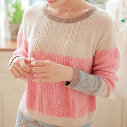 Женский пуловер HereBling o C85900/H