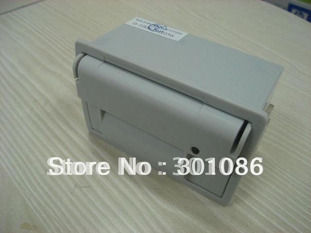 Dot Matrix Printer WH-E18  44mm Paper width  $30.2/pc - $46.6/pc   Plot rotation printing for expanded letter character set