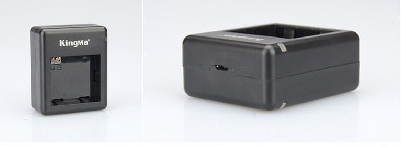 KingMa Xiaomi yi Battery 2PCS 1010mAh Xiaoyi Battery,Xiao Yi Battery Dual Charger For Yi Action Camera Xiaomi Yi Accessories
