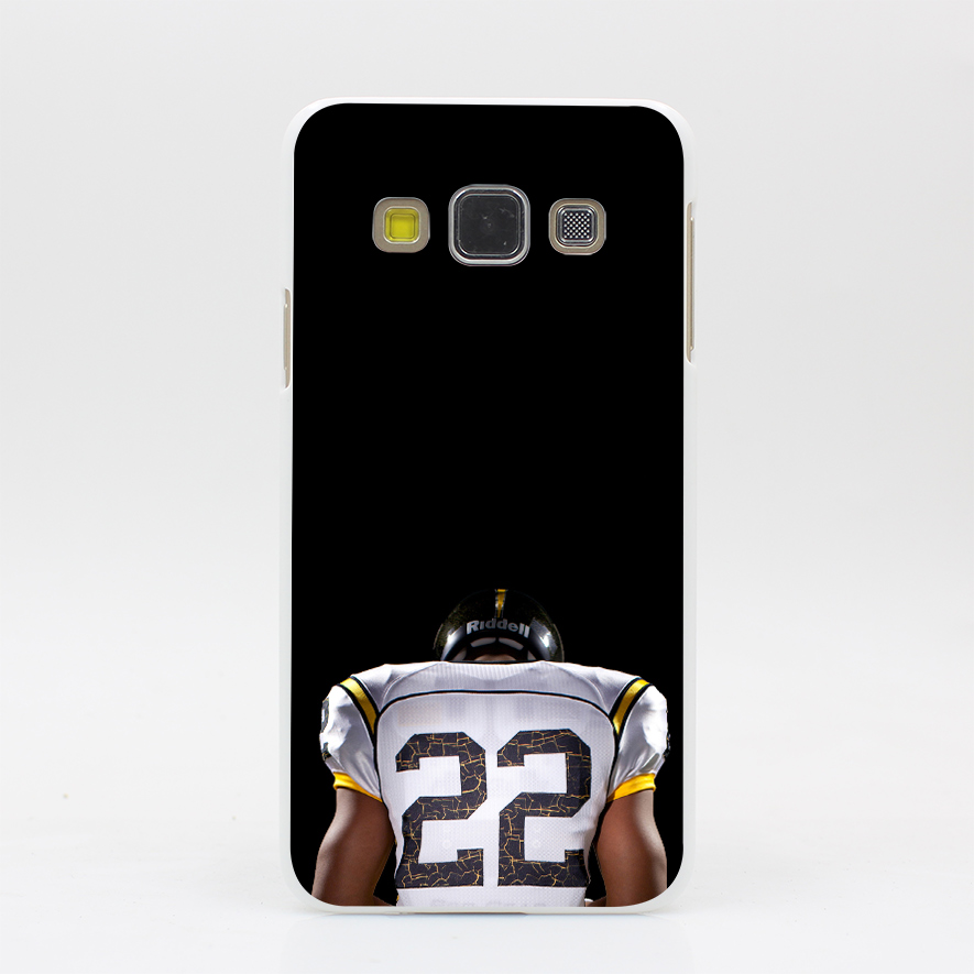 21GS American Football Player Hard White Case Cover for A3 A5 7 8 & J5 7 & Note 2 3 4 5 Grand 2 & Prime(China (Mainland))