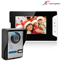 7 Video Intercom 700TVL IR Night Vision Video Door Phone Waterproof Camera Monitor Rain Cover with