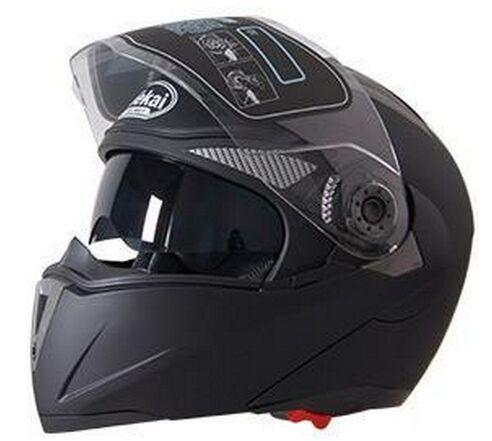 NEW Genuine JIEKAI motorcycle helmets dual lens visors flip up motocross helmets warm windproof sand dust proof casco capacete(China (Mainland))