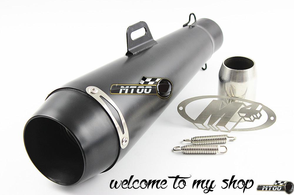 for M4 exhaust pipe Honda motorcycle CBR1000 yamaha R6 kawasaki - 6 r refitting the M4 exhaust pipe(China (Mainland))