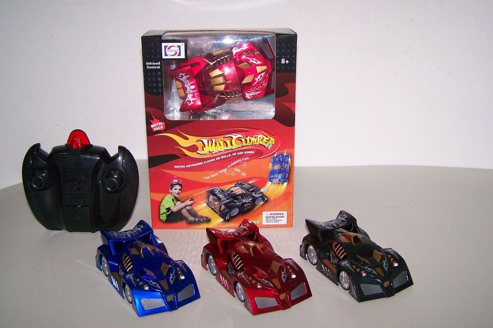 Zero gravity car toys
