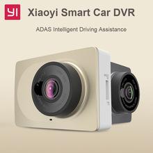 En stock! Original Xiaomi Xiaoyi DVR coche elegante Xiaomi WiFi 165 Degree rociada de la cámara 1080 P 60 fps 2.7 Xiaomi tablero Cam videocámara(China (Mainland))