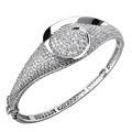 Nice H bracelets bangles for women Cubic zirconia luxury Bangle New design fashion Jewelry Free shipping