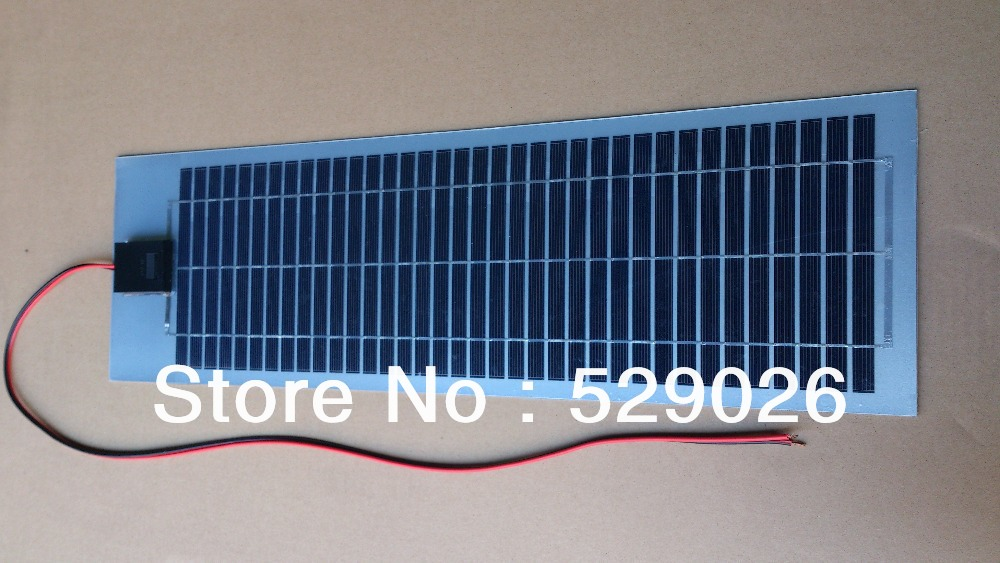 Buy Solar Panel Set Kit Zonnepaneel 12v 50w Panels Bracket