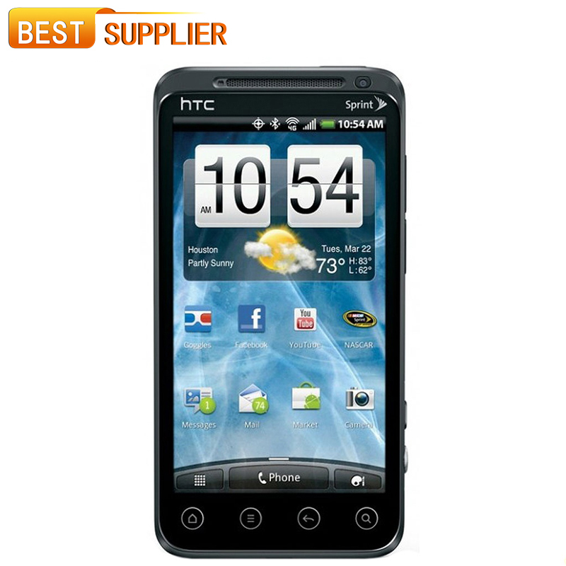 """Original HTC EVO 3D G17 Mobile phone 4.3""""Touch Screen 3G GPS WIFI Camera 5MP Multi-language EMS DHL and shipping(China (Mainland))"""