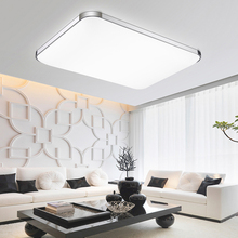 Hot sale square&rectangle modern ceiling lights lamp living room bedroom balcony home led lighting light fixtures(China (Mainland))