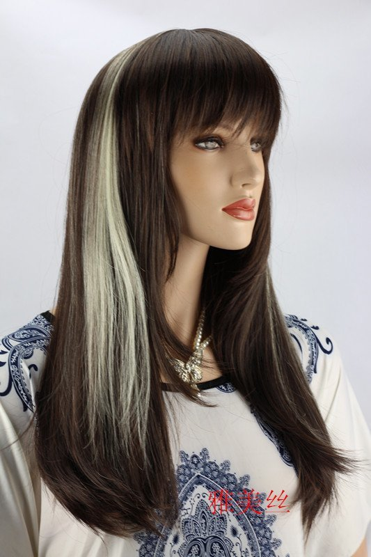 White highlights hair hairs picture gallery white highlights hair gallery pmusecretfo Images