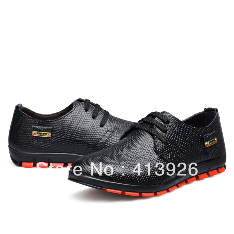 Red Dress Shoes for Men Shopping for Mens Red Dress Shoes. Red is a striking and eye-catching color that can make a dramatic and intense fashion statement.