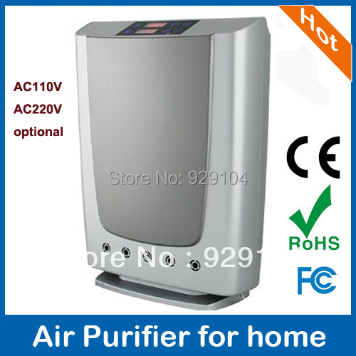 Air Purifier GL-3190 for Home/Office air Purification with big power with ionizer anion and ozone with CE(China (Mainland))