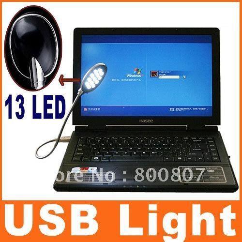 5pcs Bright Flexible Mini 28 LED USB Light Computer Lamp, Low power comsumption, Free Shipping