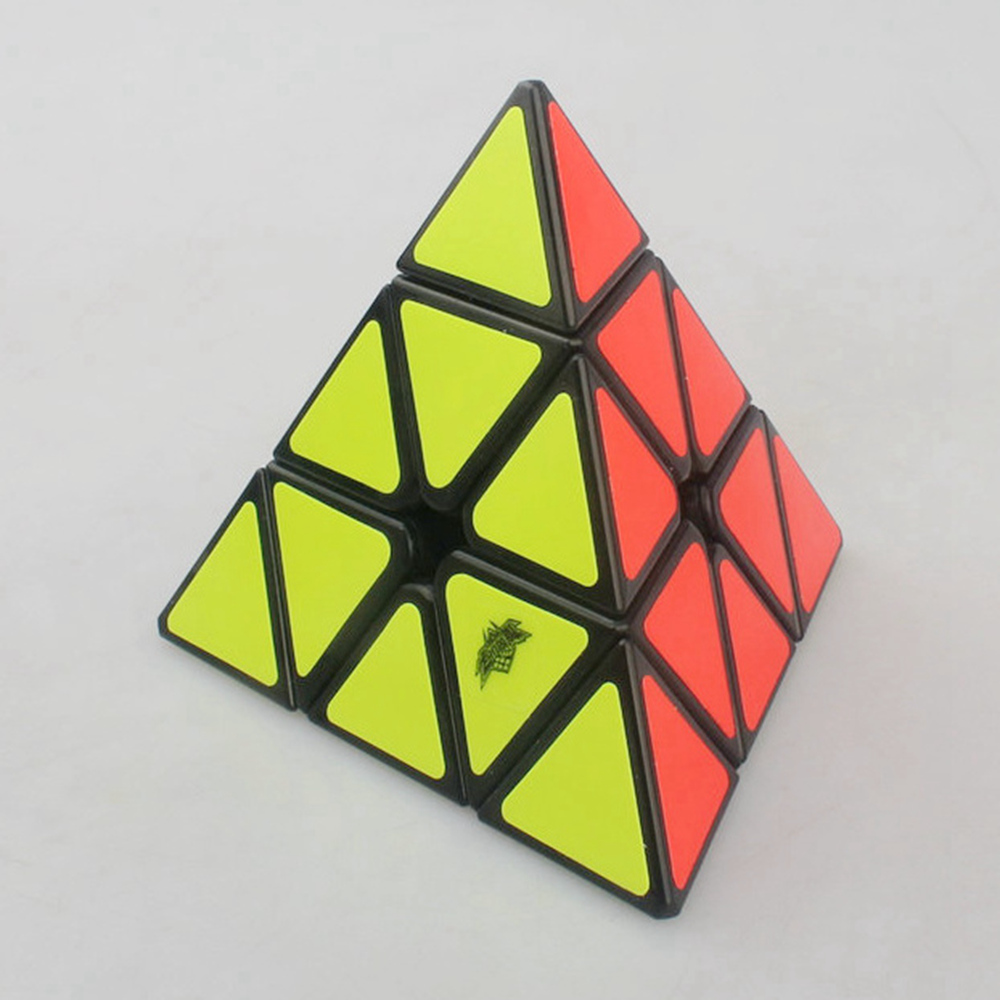 Cyclone Boys Intelligence Test 100mm 3 Layers Pyraminx Magic Cube Speed Puzzle Cubes Special Educational Toys For Kids Child<br><br>Aliexpress