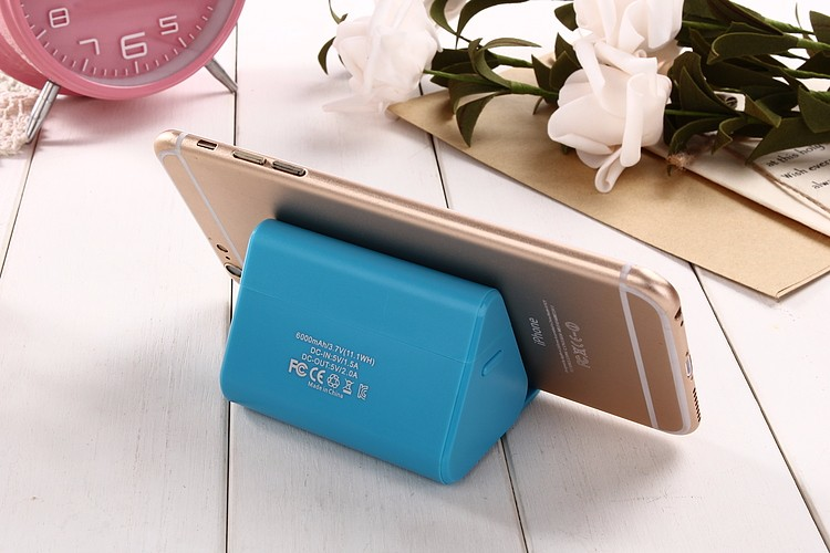 4000mAh Wireless External Portable Battery Power Bank Charger For iPhone 6 5s 5 6s plus Mobile Charger